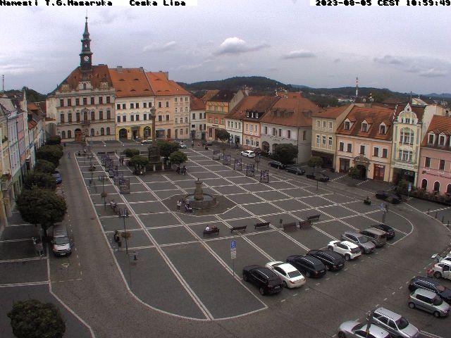 Webkamera - Česká Lípa