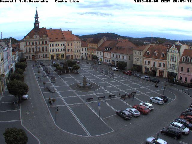 Webcam - Česká Lípa