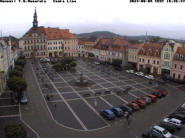 Česká Lípa - webcam